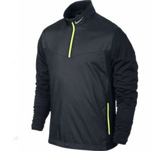 Nike Men's Shield Zip Wind Jacket Size XXL